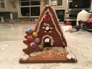 Christmas Ginger Bread House.