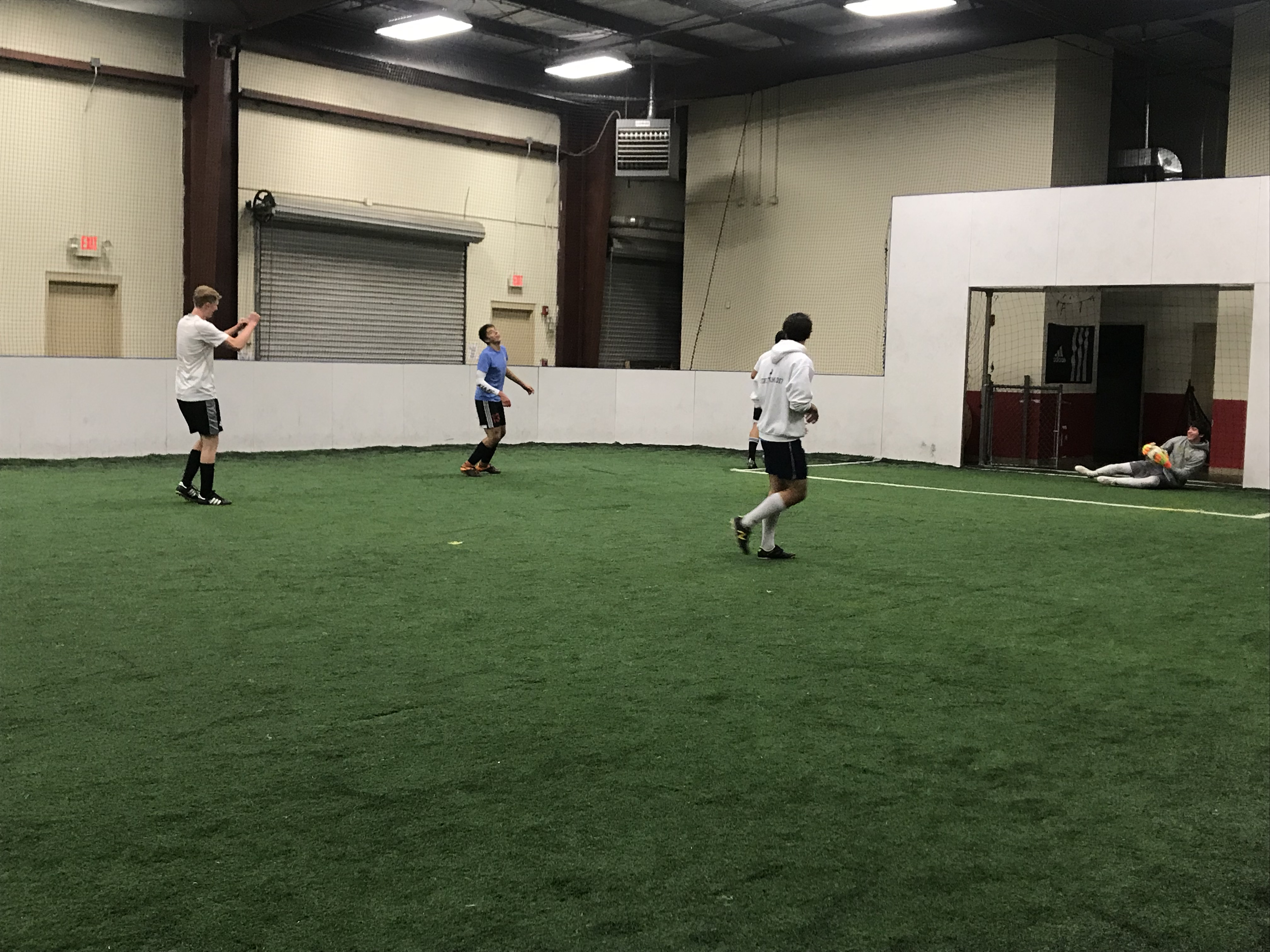 Purple (Colors) Attack Indoor Soccer – Green and Gold